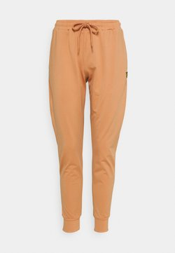 Lyle & Scott - TRACKPANTS - Jogginghose - dusk orange