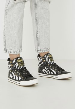 British Knights - ATOLL - Sneaker high - zebra/black