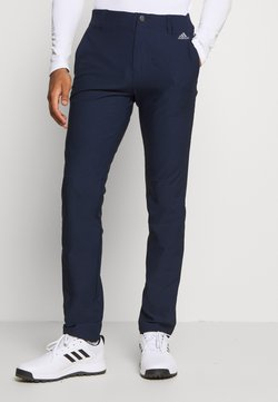 adidas Golf - ULTIMATE SPORTS GOLF PANTS - Stoffhose - collegiate navy