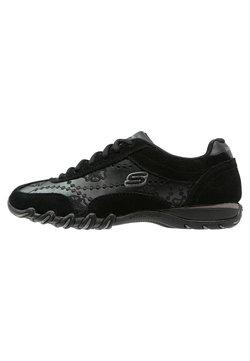 Skechers - SPEEDSTERS LADY OPERATOR - Sneakers laag - black
