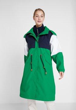 Icepeak - ALGOMA - Regenjas - green