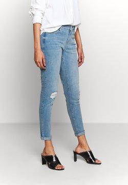 Dorothy Perkins - HARPER - Slim fit jeans - lightwash