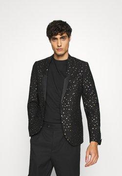 Twisted Tailor - FARROW JACKET - Veste de costume - black