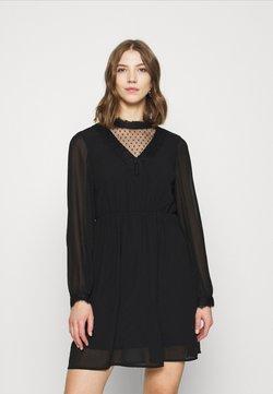 Vero Moda - VMBELLA DRESS - Juhlamekko - black