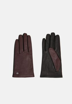 Anna Field - Fingervantar - black/bordeaux