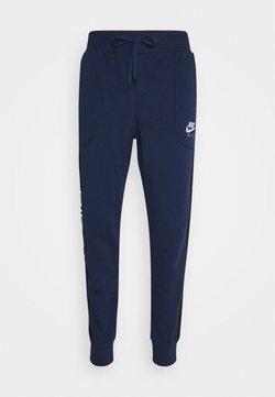 Nike Sportswear - Jogginghose - midnight navy/black/white