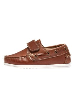 Next - CHOCOLATE BOAT SHOES (YOUNGER) - Bootschoenen - brown