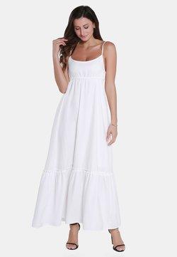 usha - Robe longue - woolen white