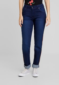 Mustang - SISSY - Slim fit jeans - dark