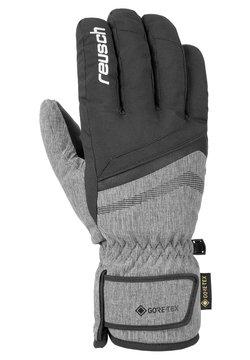 Reusch - FRANK GTX® - Fingerhandschuh - black black melange