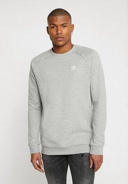 adidas Originals - ESSENTIAL CREW UNISEX - Bluza - medium grey heather