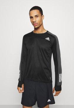 adidas Performance - Funktionsshirt - black/grey six