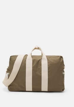 anello - BOSTON BAG UNISEX - Sporttasche - grey/beige