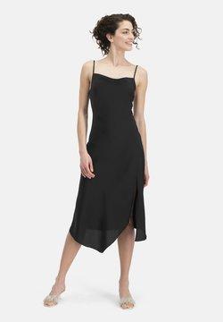 Nicowa - AMONA - Cocktailkleid/festliches Kleid - schwarz