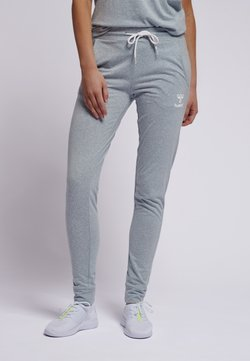 Hummel - PEYTON - Jogginghose - light grey