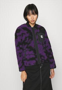 Carhartt WIP - JANET LINER - Winterjacke - blur/purple
