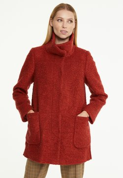 comma - Winterjacke - autumn red