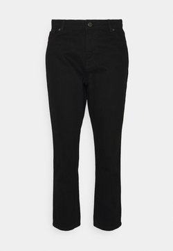 ONLY Petite - ONLJAGGER LIFE MOM - Jeans relaxed fit - black