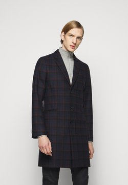 PS Paul Smith - MENS OVERCOAT - Wollmantel/klassischer Mantel - dark blue/red