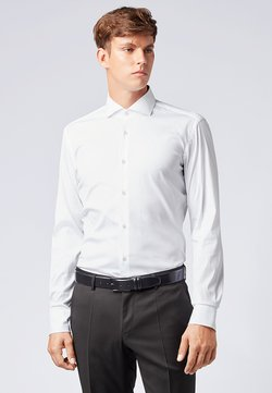 BOSS - JASON SLIM FIT  - Camicia elegante - white