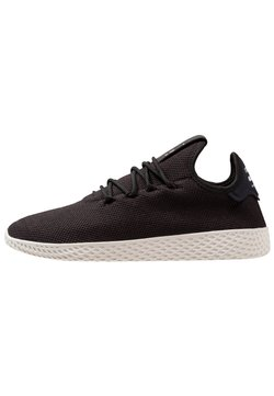 adidas Originals - PW TENNIS HU - Sneaker low - core black/core white