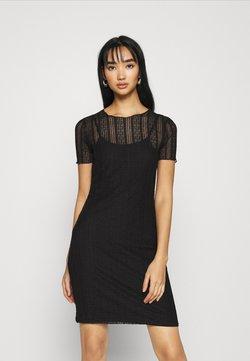 Noisy May - NMMILES MEDI DRESS - Robe d'été - black