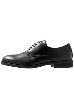 Selected Homme - SLHLOUIS DERBY SHOE - Eleganckie buty - black