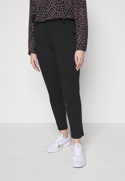 Pieces Curve - PCFIE PANTS - Pantalon classique - black