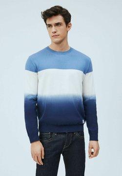 Pepe Jeans - ALEX - Strickpullover - bright blue