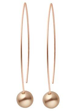 Heideman - MIT PERLE - Ohrringe - rose gold-coloured