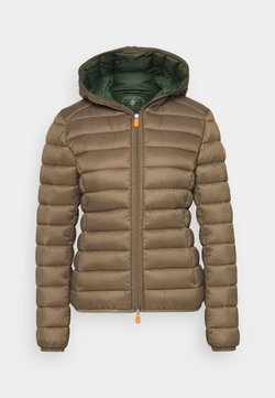 Save the duck - GIGAY - Winterjacke - coffee brown