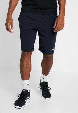 adidas Performance - Pantalón corto de deporte - legend ink