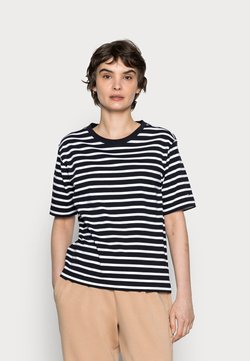Tommy Hilfiger - COOL RELAXED - T-Shirt print - blue