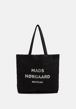 Mads Nørgaard - BOUTIQUE ATHENE - Shoppingveske - black / silver