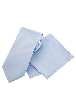 Next - SET - Einstecktuch - blue