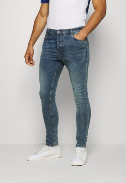 Brave Soul - MADISONCHARC - Jeans Tapered Fit - light blue
