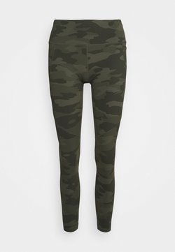 Sweaty Betty - POWER WORKOUT LEGGINGS - Trikoot - olive