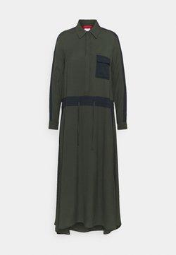 MAX&Co. - GLENDA - Vestido camisero - khaki green