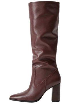 Mango - BOBY - High Heel Stiefel - maroon