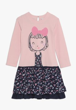 happy girls - GIRL - Jerseykleid - rose
