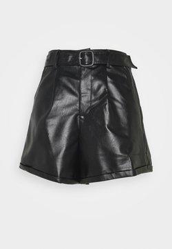 Fashion Union - NICKLE - Shortsit - black