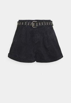 The Kooples - Denim shorts - black