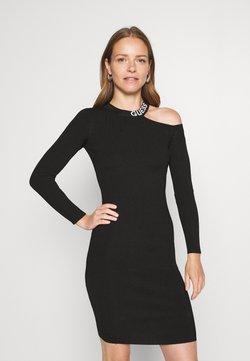 Guess - CAROL DRESS  - Vestido de tubo - jet black
