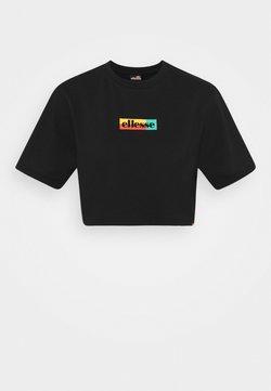 Ellesse - RIONA - T-Shirt print - black