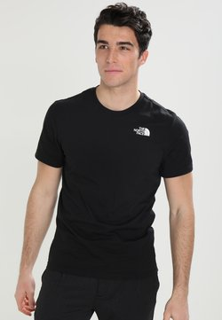 The North Face - CELEBRATION TEE - T-Shirt print - black