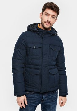 s.Oliver - REGULAR FIT - Winterjacke - dark blue