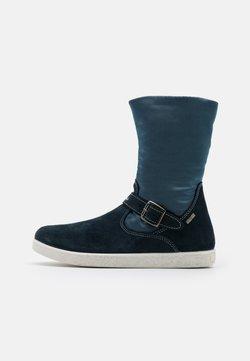 Primigi - Korte laarzen - navy/jeans