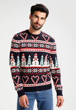 Pier One - Jumper - navy