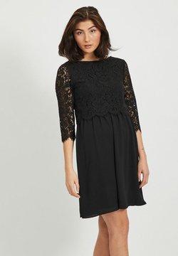 Vila - 3/4-ÄRMEL  - Cocktailkleid/festliches Kleid - black