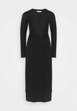 EDITED - TALEA DRESS - Maxi dress - schwarz
